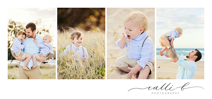Calli B Photography, Sunshine Coast Portrait Photographer