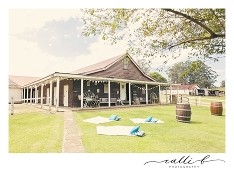 Kenilworth Homestead Wedding