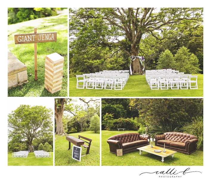 Maleny Manor Wedding Showcase